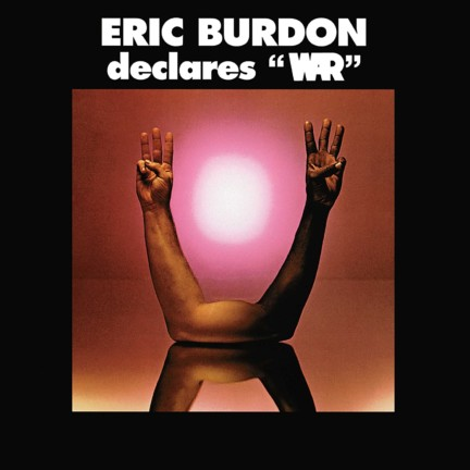 "Eric Burdon Declares ""War"""